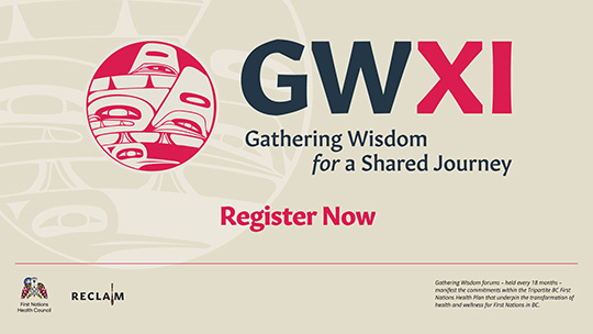 Gathering Wisdom for a Shared Journey - Register Now